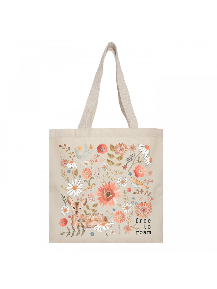 A pretty tote for a September birthday