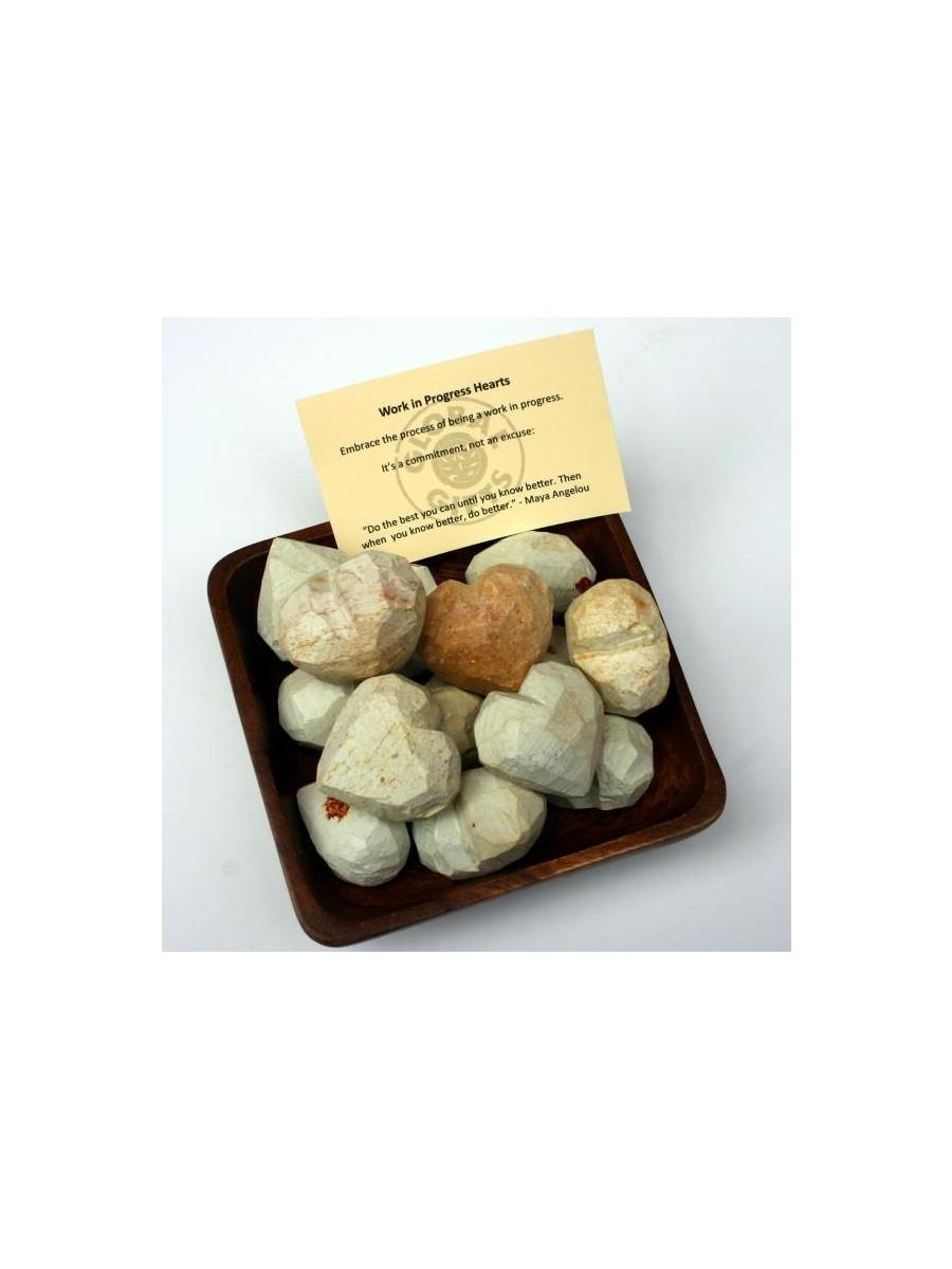 Handmade kisii stone